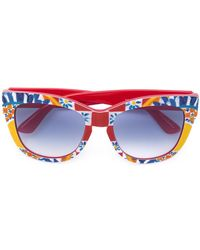 Dolce & Gabbana | Mambo Sunglasses | Lyst
