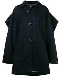 Y. Project - Oversized Toggle Coat - Lyst
