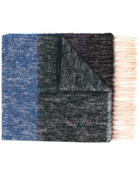 PS by Paul Smith - Long Fringe Scarf - Lyst