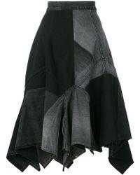 Junya Watanabe - Napkin Skirt - Lyst