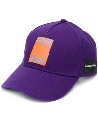 Calvin Klein - Logo Patch Cap - Lyst