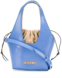 Jacquemus - Le Cariño Patent-leather Bag - Lyst