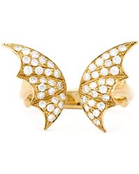 Stephen Webster - Large 'crystal Haze' Ring - Lyst