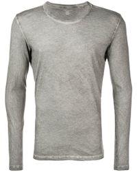 Majestic Filatures - Longsleeved T-shirt - Lyst