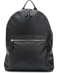 Eleventy - Grained Backpack - Lyst