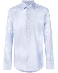 Fashion Clinic - Classic Striped Shirt - Lyst
