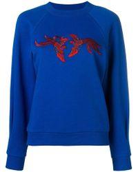 KENZO - Flying Phoenix Sweatshirt - Lyst