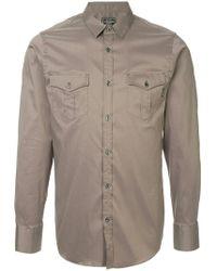 Loveless - Pockets Shirt - Lyst