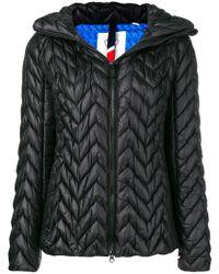 Rossignol - Chevron Quilt Down Jacket - Lyst