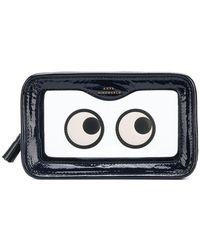 Anya Hindmarch - Eye Print Makeup Bag - Lyst