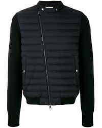 Moncler - Panelled Puffer Jacket - Lyst