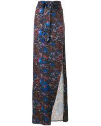 Murmur - Long Asymmetric Skirt - Lyst