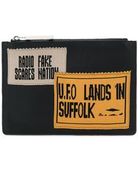 df6fa1745ed7 JW Anderson - Headline Patch Zip Wallet - Lyst