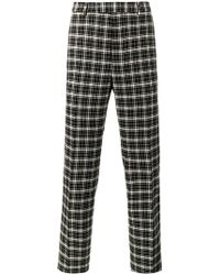 Gucci - Pantalones a cuadros - Lyst