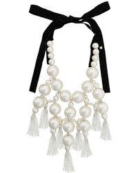 Moy Paris - Large Beaded Necklace - Lyst