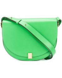 Victoria Beckham - Shoulder Saddle Bag - Lyst