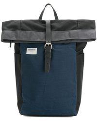 Sandqvist - Foldover Top Backpack - Lyst