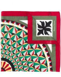 Barena - Printed Scarf - Lyst