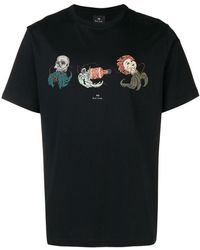 PS by Paul Smith - Hermit Crab Print T-shirt - Lyst