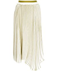 Manning Cartell - Striped Flared Skirt - Lyst