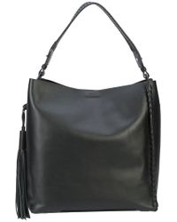 AllSaints - Relaxed Shopping Tote - Lyst