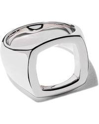 Tom Wood - Cushion Open Ring - Lyst
