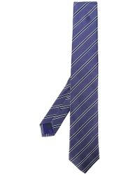 Corneliani - Classic Striped Tie - Lyst