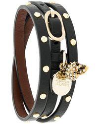 Alexander McQueen - Studded Charm Bracelet - Lyst