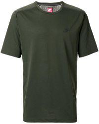 Nike - Sportswear Bonded Top - Lyst