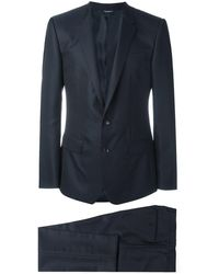 Dolce & Gabbana - Patterned Suit - Lyst