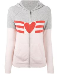Chinti & Parker - Love Heart Hoodie - Lyst