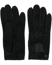 Manokhi - Cut Out Detail Gloves - Lyst