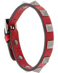 Valentino - Garavani 'Rockstud' Armband - Lyst