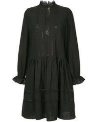 Matin - Jissel Lace Trim Dress - Lyst