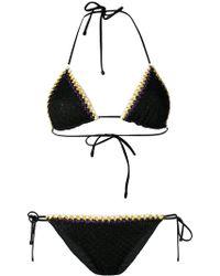 Missoni | Knitted Glitter Bikini | Lyst