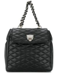 Philipp Plein - Quilted Backpack - Lyst