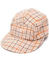 Golden Goose Deluxe Brand - Rua Plaid Hat - Lyst