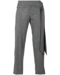 Chalayan - Greek Belted Trousers - Lyst