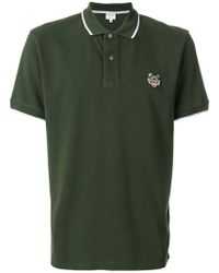 KENZO | Mini Tiger Polo Shirt | Lyst