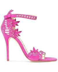 Marchesa - Margaret Sandals - Lyst