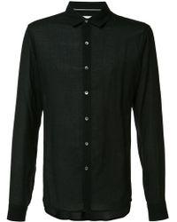 Private Stock - Plain Shirt - Lyst