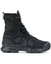 Boris Bidjan Saberi 11 | Lace-up Boots | Lyst
