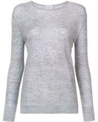 Jason Wu - Classic Fitted Sweater - Lyst