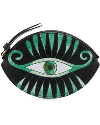 Chloé - Hamsa Eye Wallet - Lyst