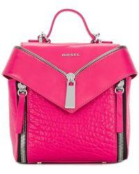 DIESEL - Le-kiimy Ii Backpack - Lyst