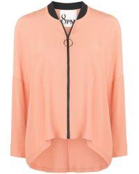 8pm - Soft Zipped Jacket - Lyst