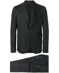 Dolce & Gabbana - Patterned Formal Suit - Lyst