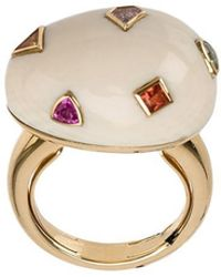 Bibi Van Der Velden - 'pop Art' Small Ring - Lyst