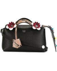 Fendi - Mini 'fashion Show By The Way' Crossbody Bag - Lyst