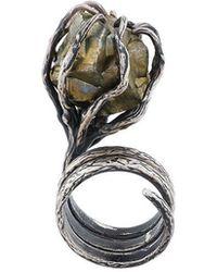 Midgard Paris - Roots Ring - Lyst